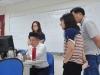 :講座與學員分享交流討論