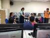 :學員分組錄製影片