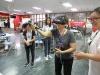 :學員體驗VR